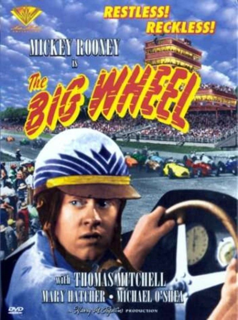 The Big Wheel (film) movie poster