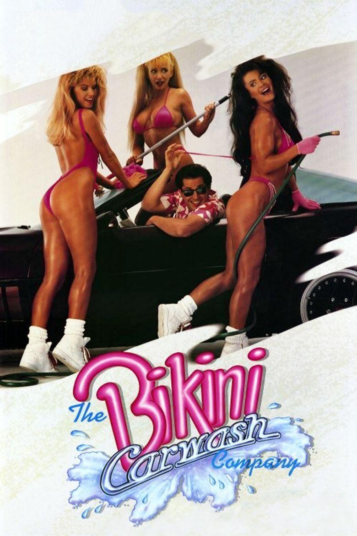 The Bikini Carwash Company movie poster