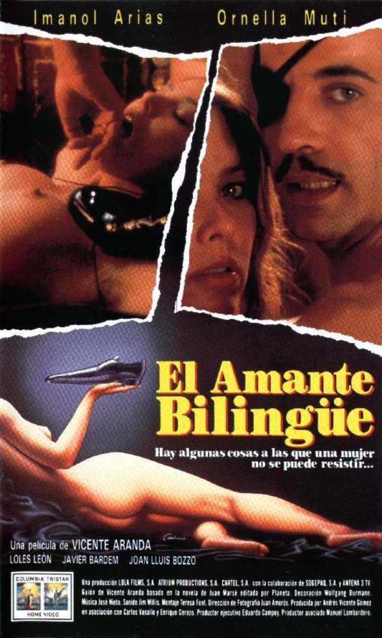 The Bilingual Lover movie poster