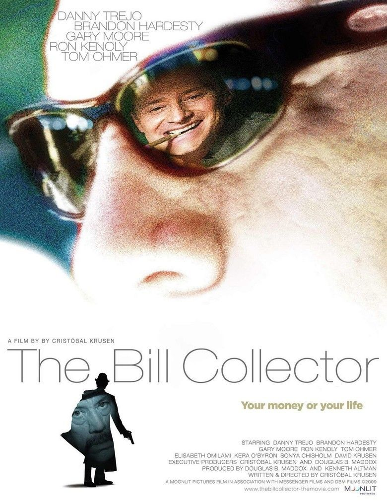 The Bill Collector movie poster