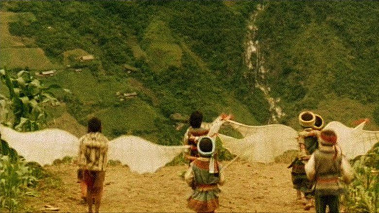 The Bird People in China movie scenes