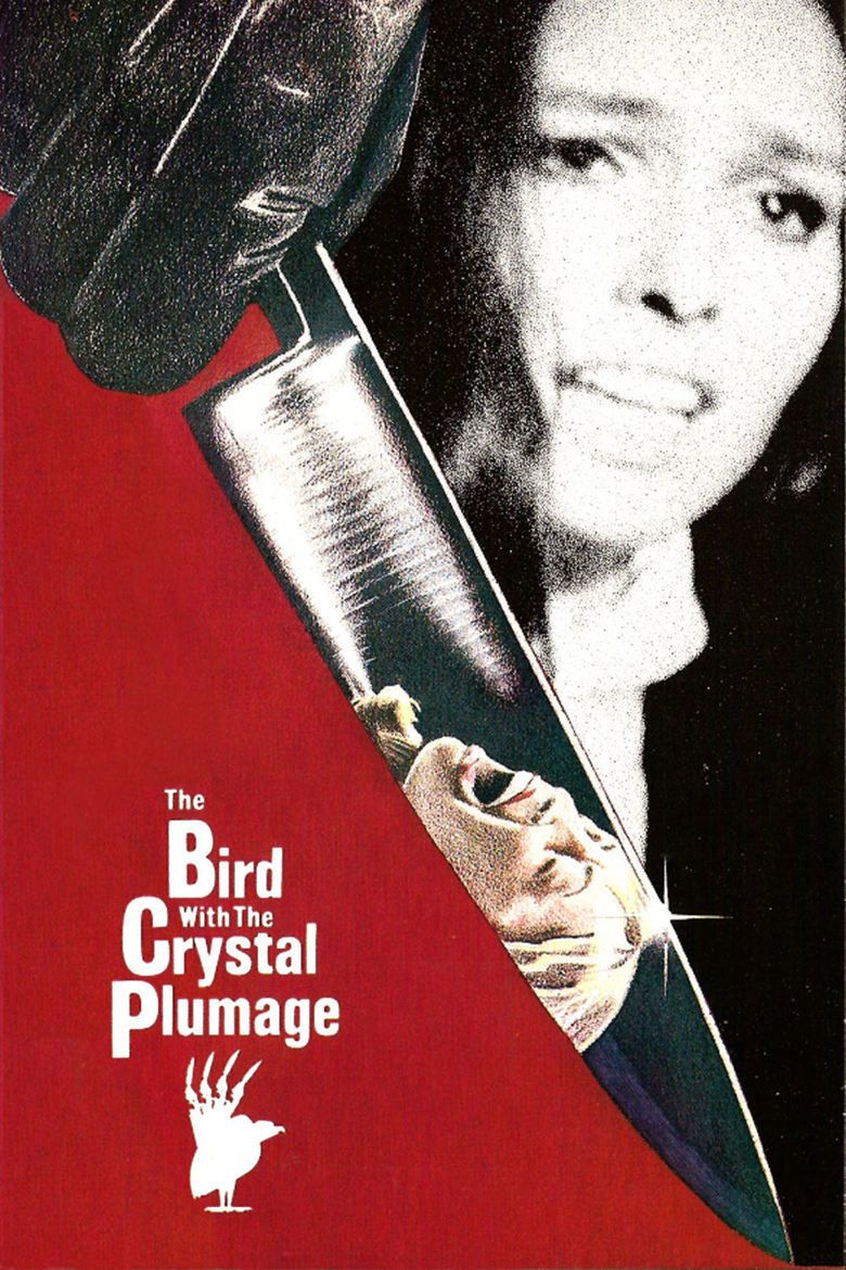 The Bird with the Crystal Plumage movie poster
