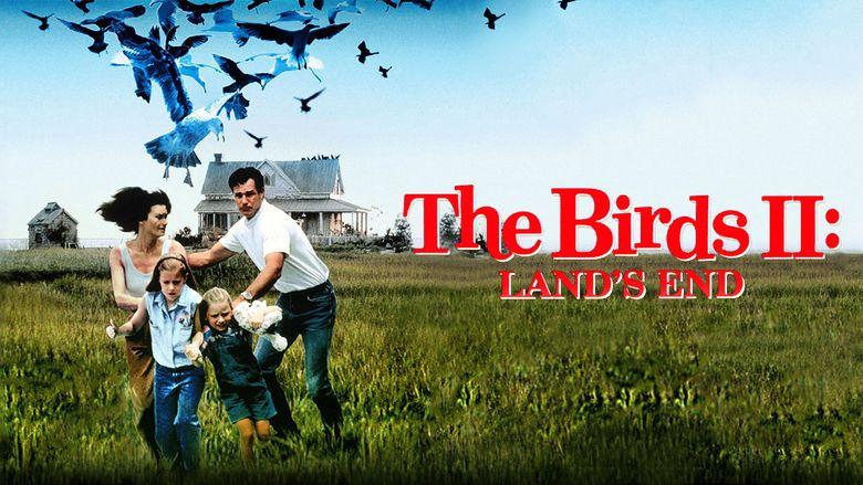 The Birds II: Lands End movie scenes