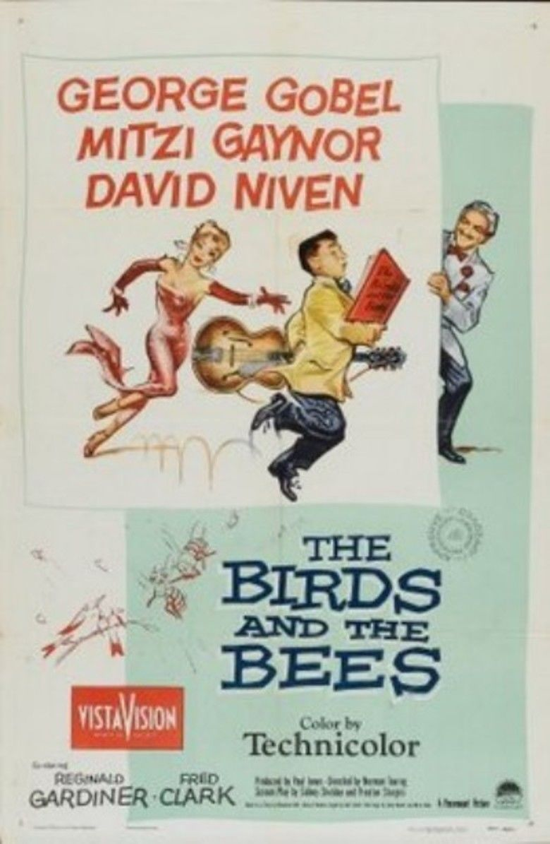 The Birds and the Bees (film) movie poster
