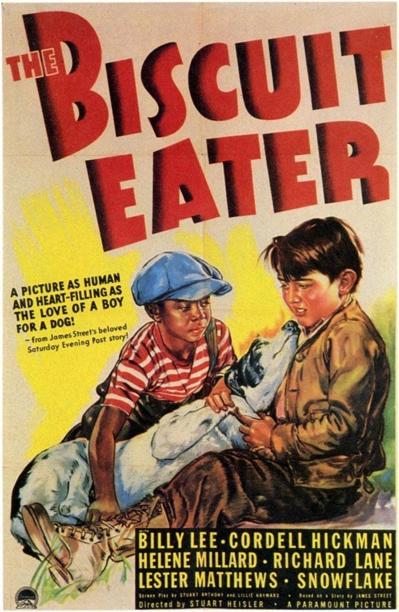 The Biscuit Eater (1940 film) movie poster