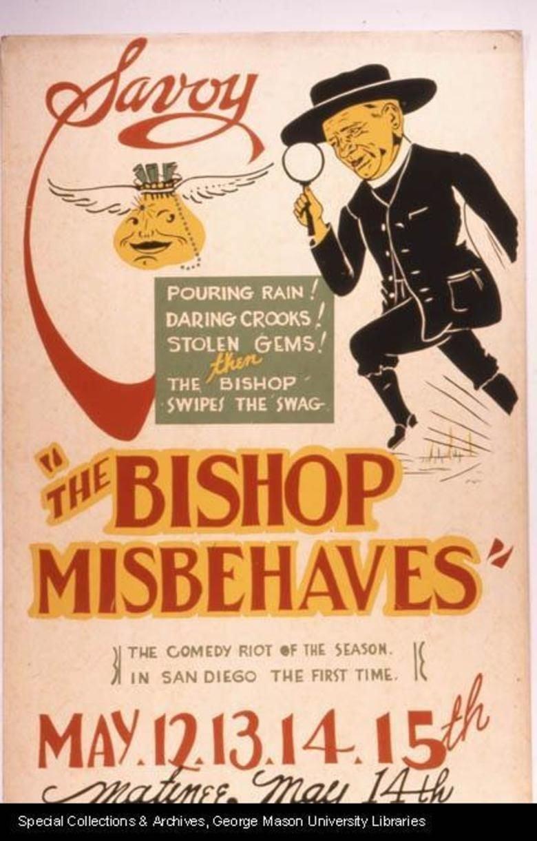 Image result for the bishop misbehaves 1935