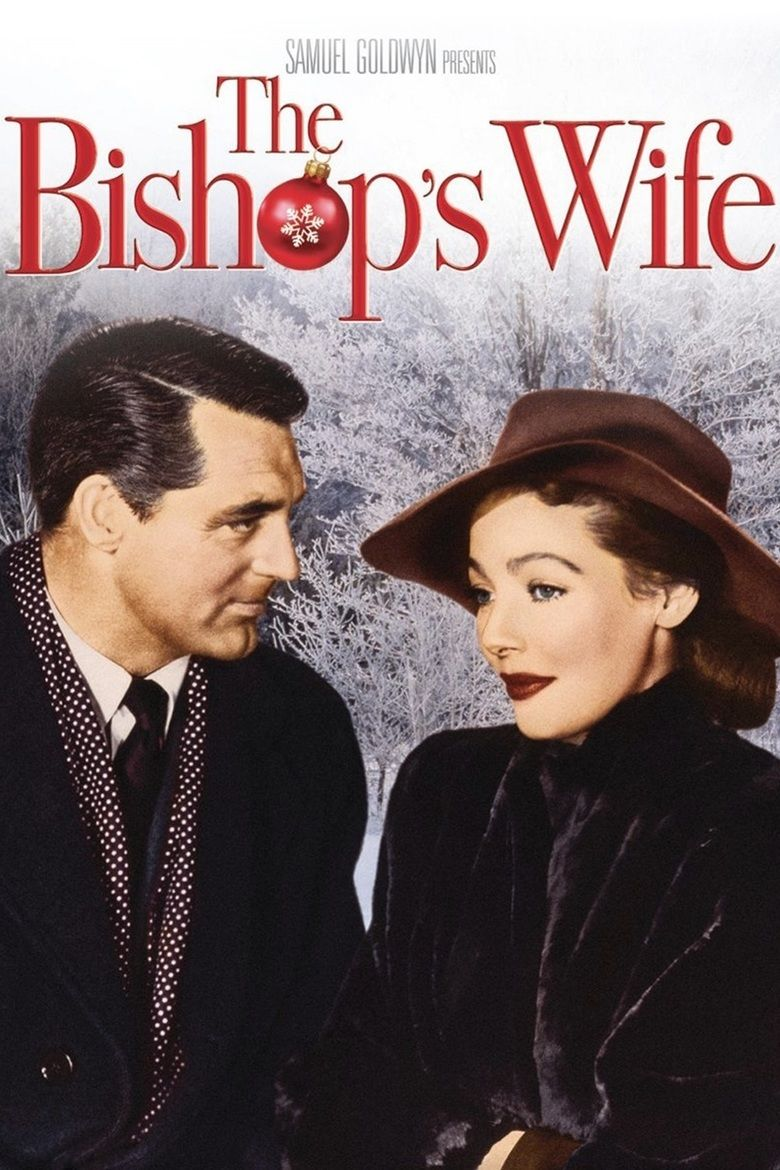The Bishops Wife movie poster