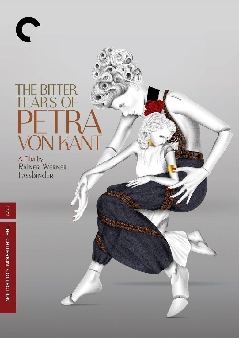 The Bitter Tears of Petra von Kant movie poster