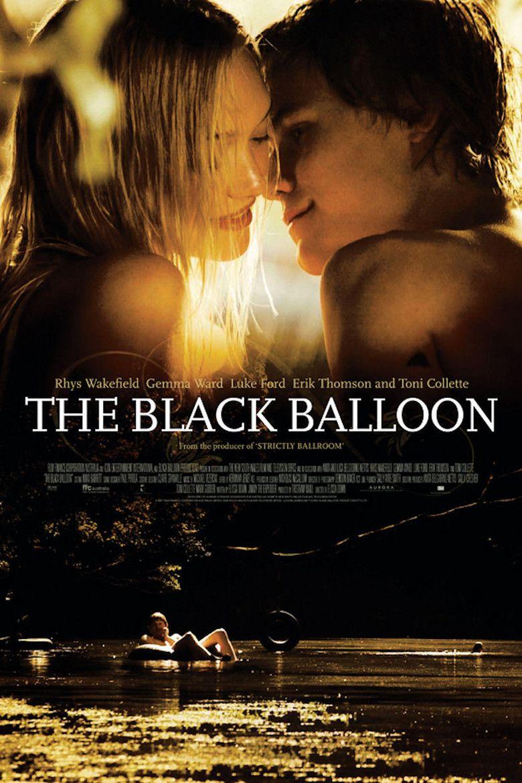 The Black Balloon (film) movie poster