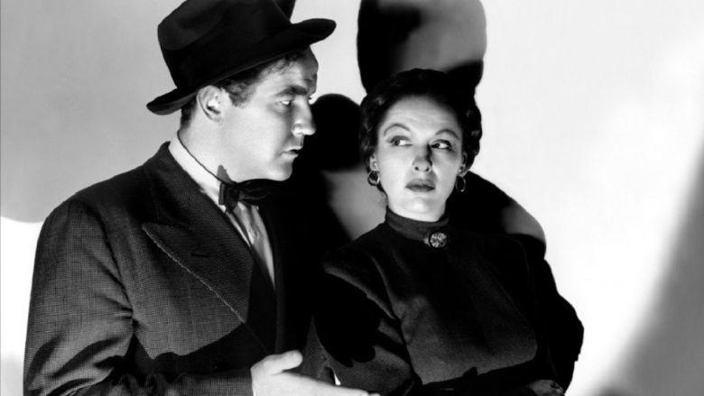 The Black Cat (1941 film) movie scenes