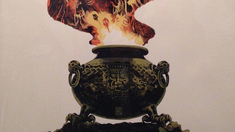The Black Cauldron (film) movie scenes