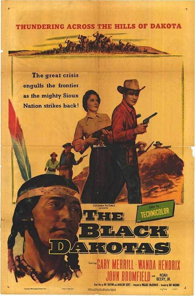 The Black Dakotas movie poster