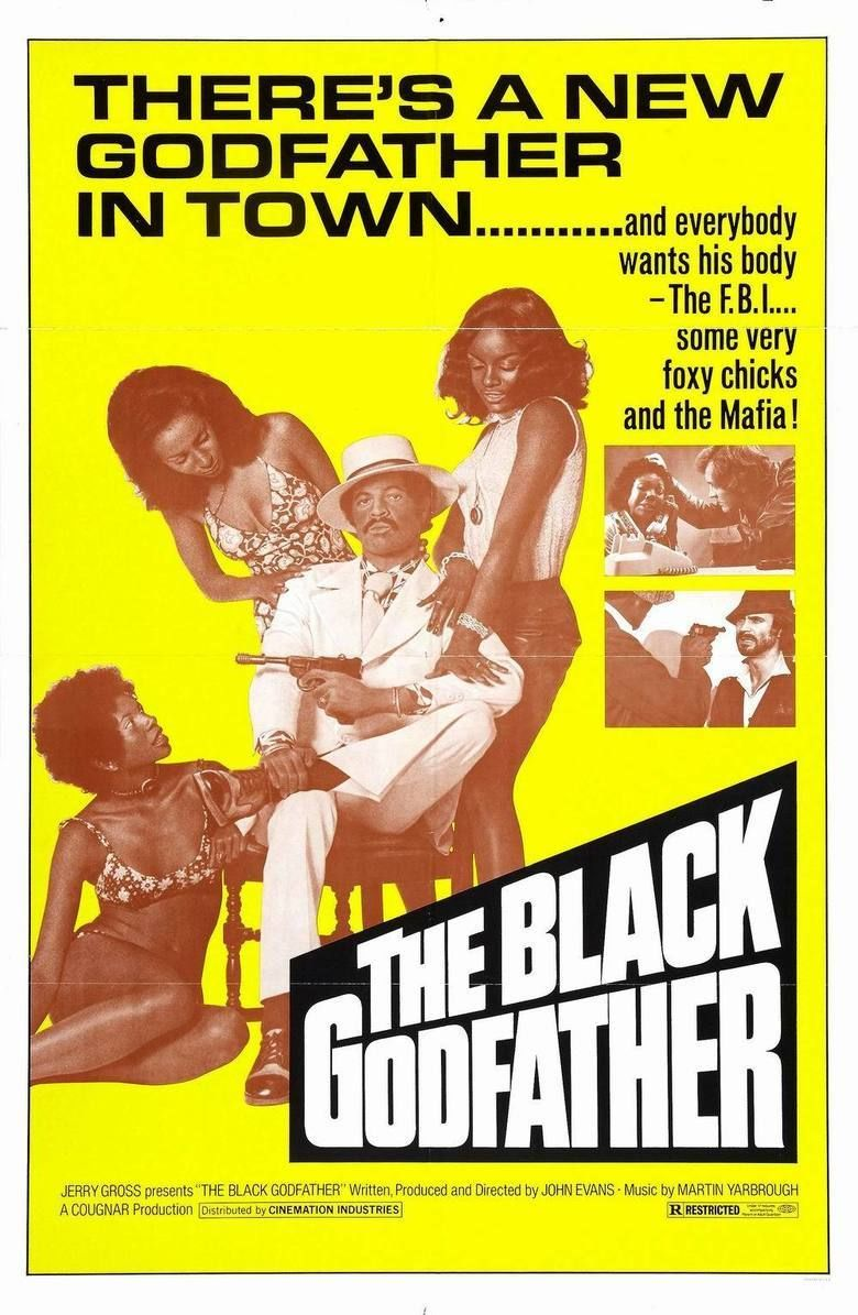 The Black Godfather movie poster