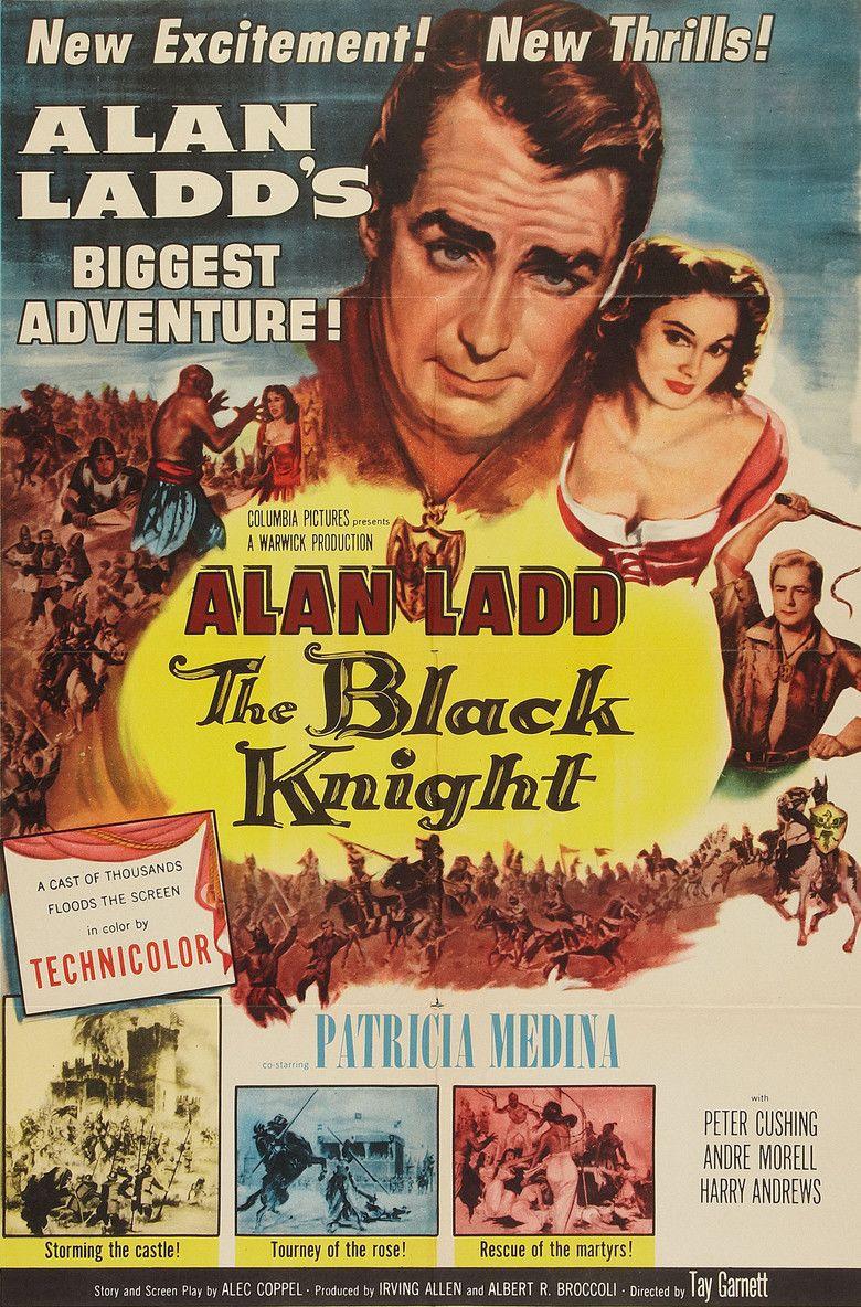 The Black Knight (film) movie poster