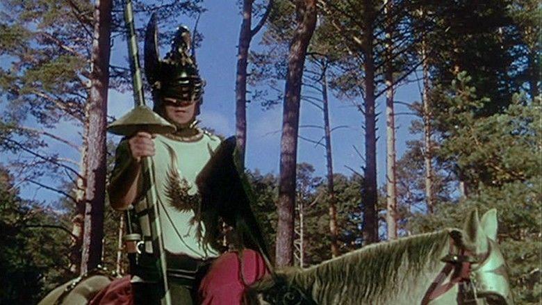The Black Knight (film) movie scenes