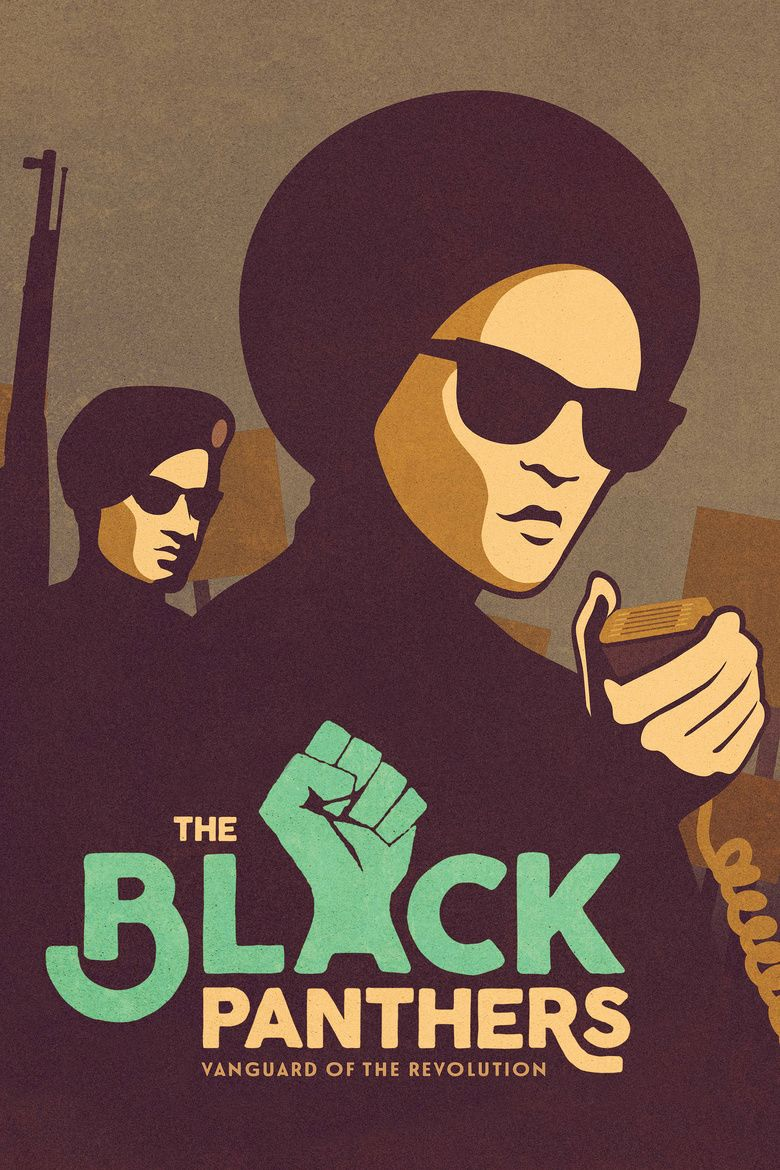 The Black Panthers: Vanguard of the Revolution movie poster