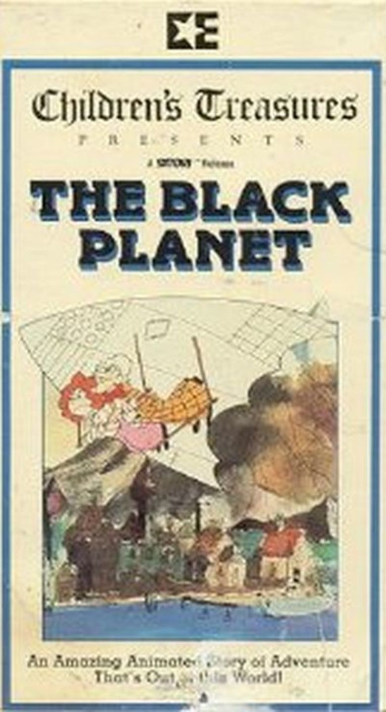 The Black Planet movie poster