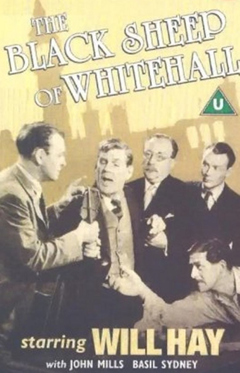 The Black Sheep of Whitehall movie poster
