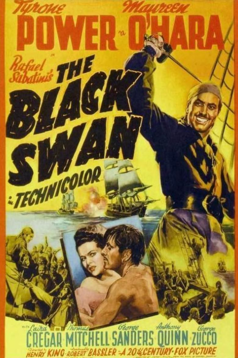 The Black Swan (film) movie poster
