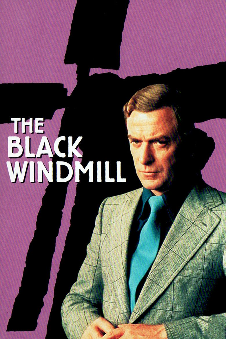 The Black Windmill movie poster