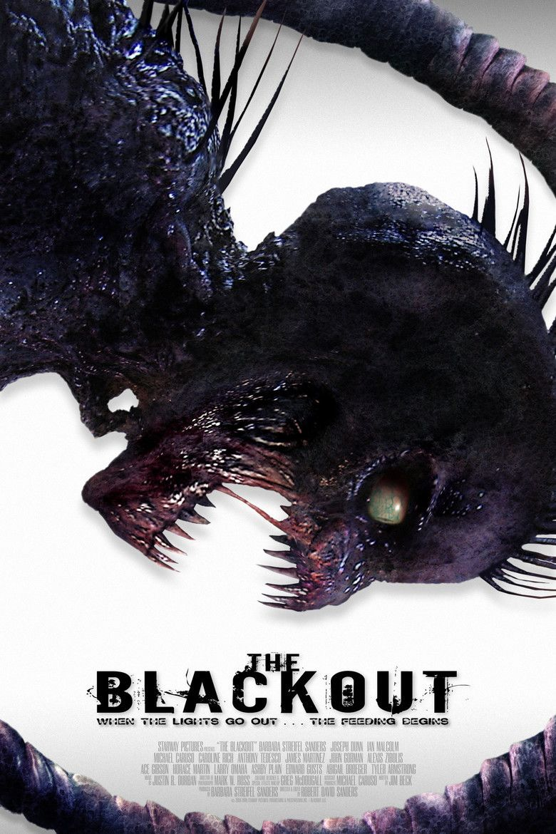 The Blackout (2009 film) movie poster