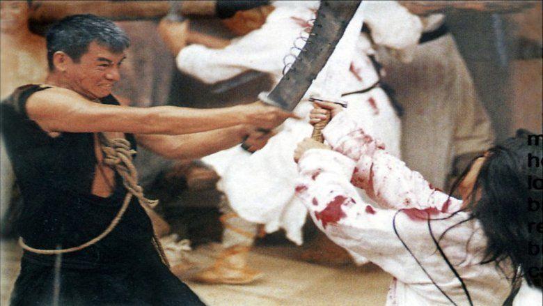 The Blade (film) movie scenes