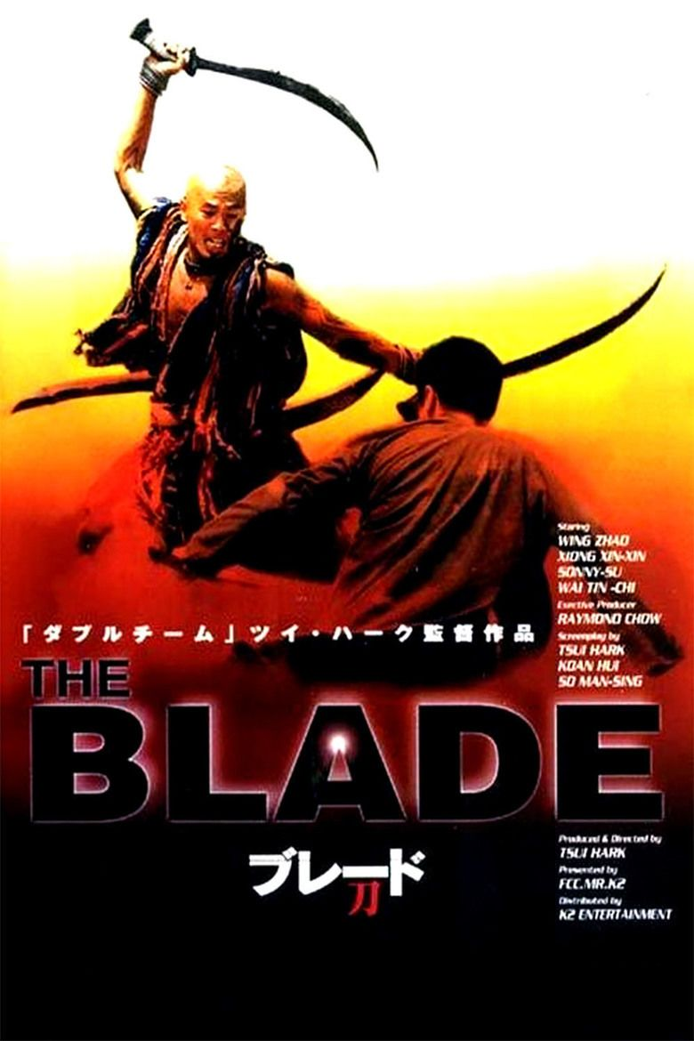 The Blade (film) movie poster