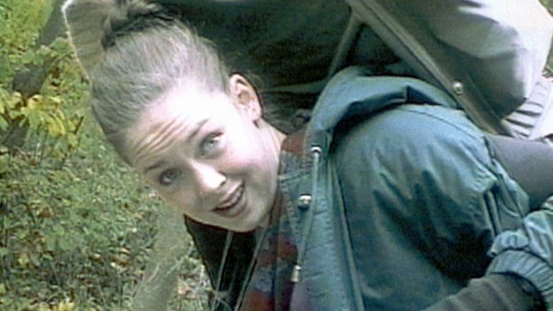 The Blair Witch Project movie scenes