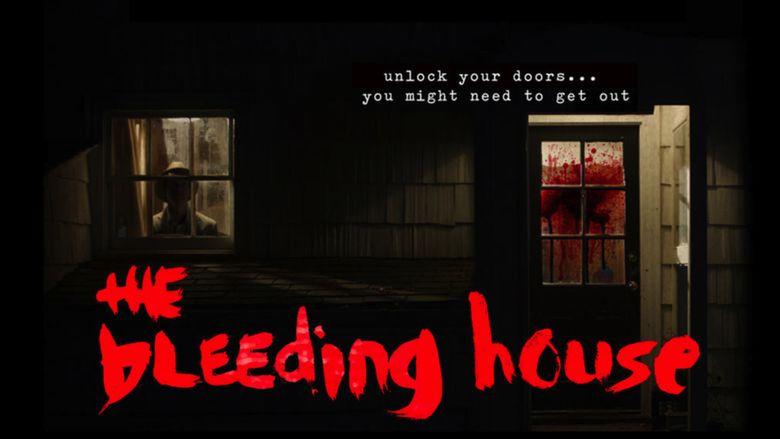 The Bleeding House movie scenes