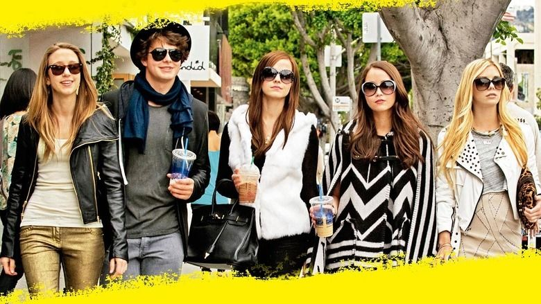 The Bling Ring movie scenes