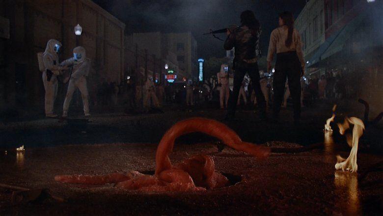 The Blob (1988 film) movie scenes