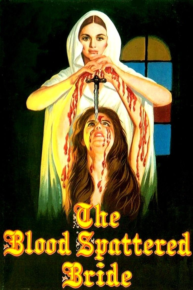 The Blood Spattered Bride movie poster
