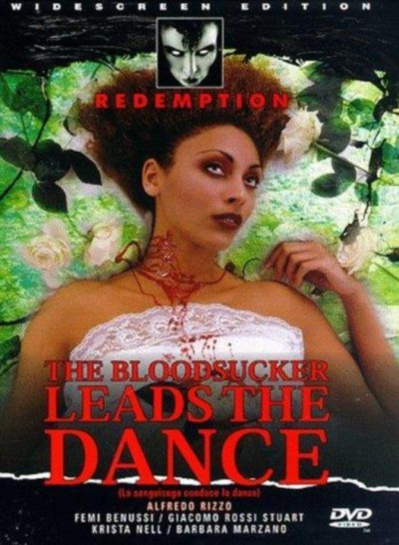 The Bloodsucker Leads the Dance movie poster