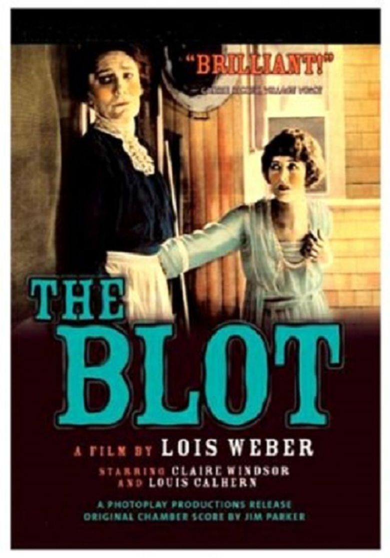 The Blot movie poster