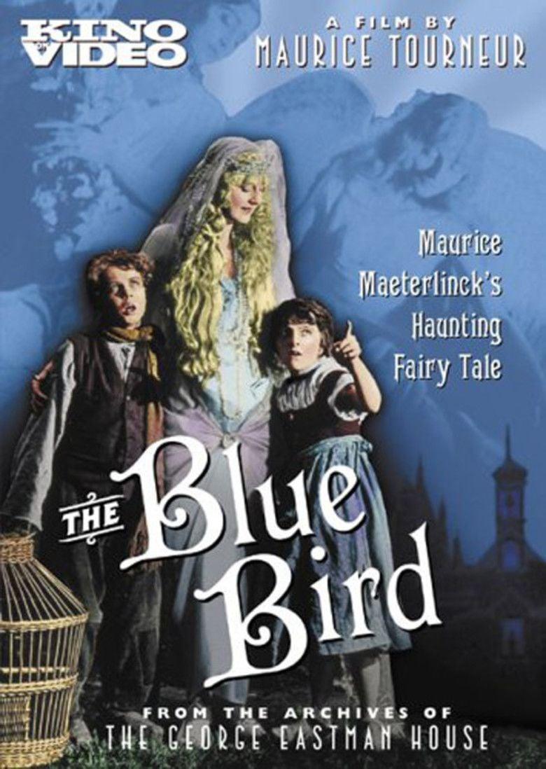The Blue Bird (1918 film) movie poster