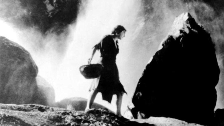 The Blue Light (1932 film) movie scenes