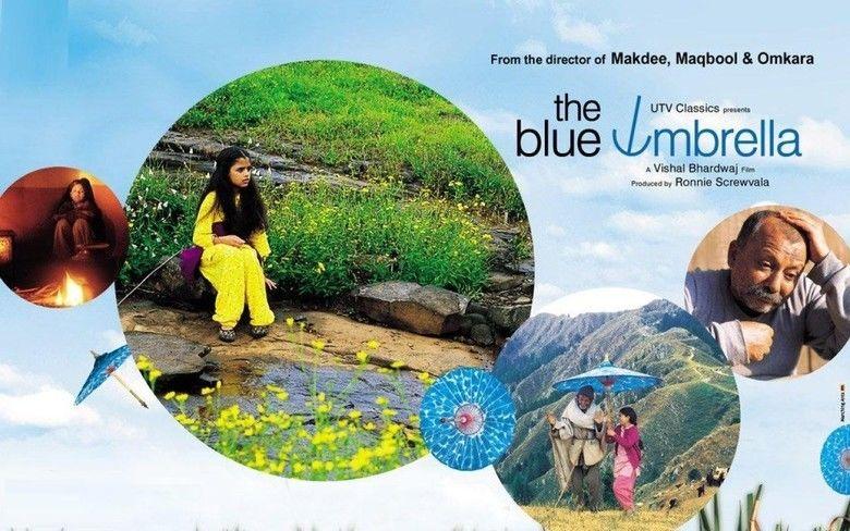 The Blue Umbrella (2005 film) movie scenes