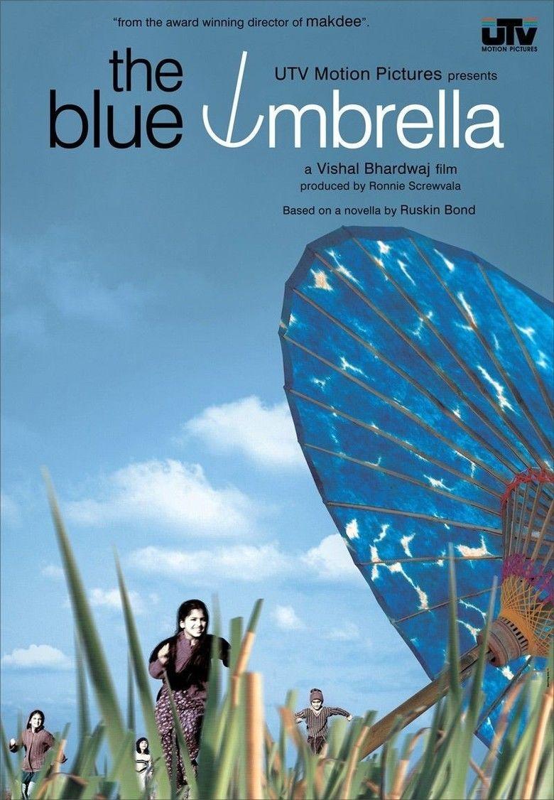 The Blue Umbrella (2005 film) movie poster