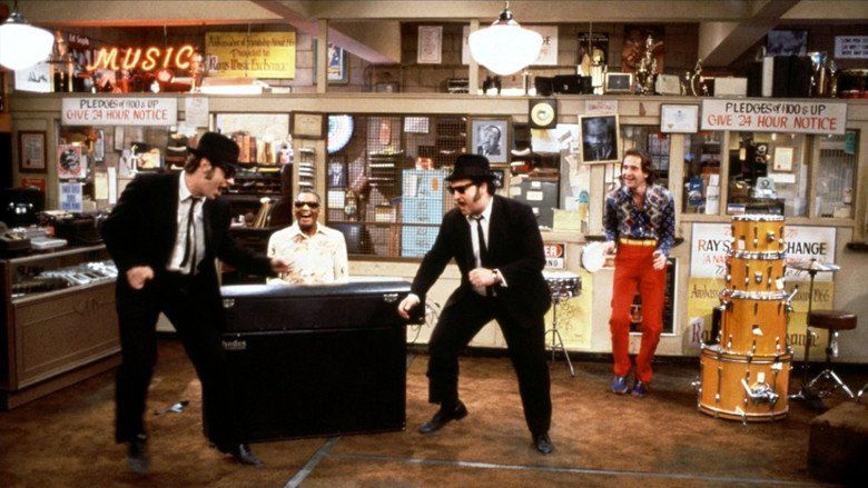 The Blues Brothers (film) movie scenes