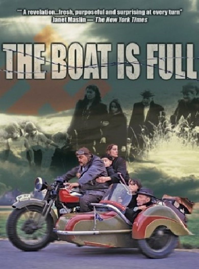 The Boat Is Full movie poster