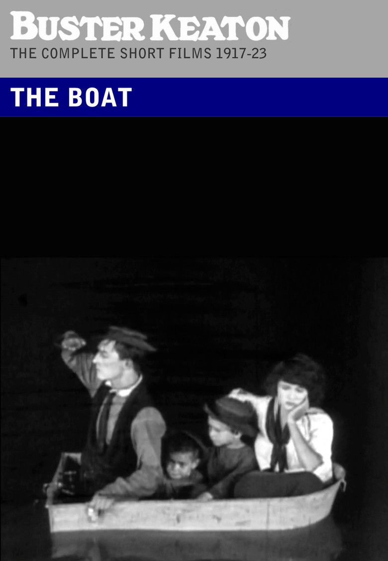 The Boat (film) movie poster