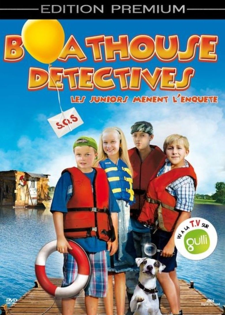 The Boathouse Detectives movie poster