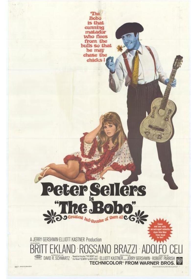 The Bobo movie poster