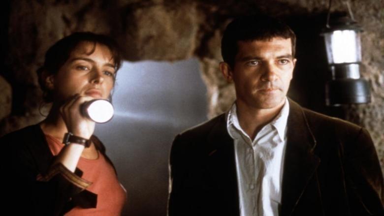 The Body (2001 film) movie scenes