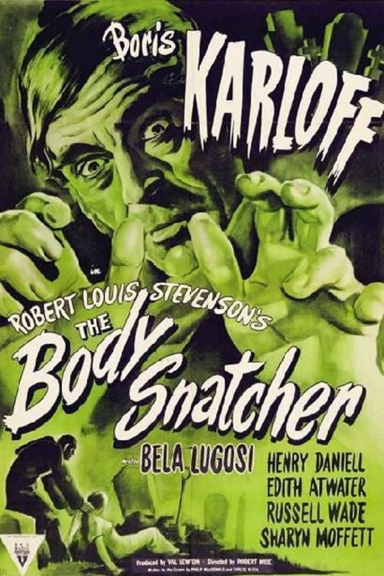 The Body Snatcher (film) movie poster