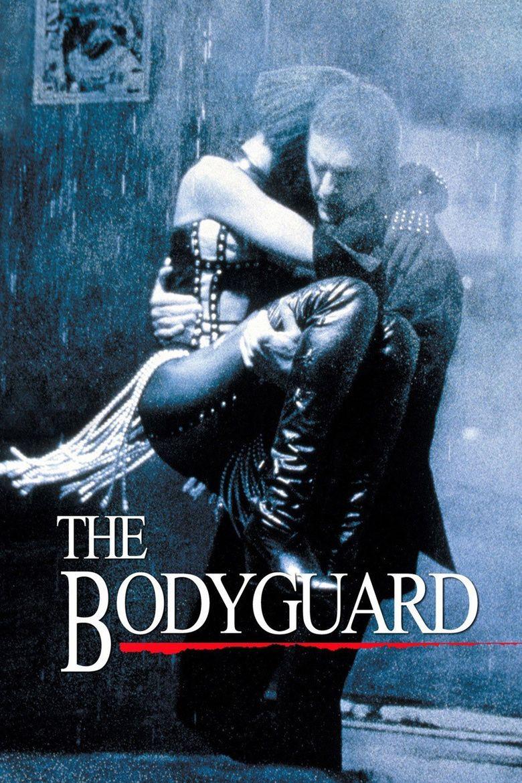 The Bodyguard (1992 film) movie poster