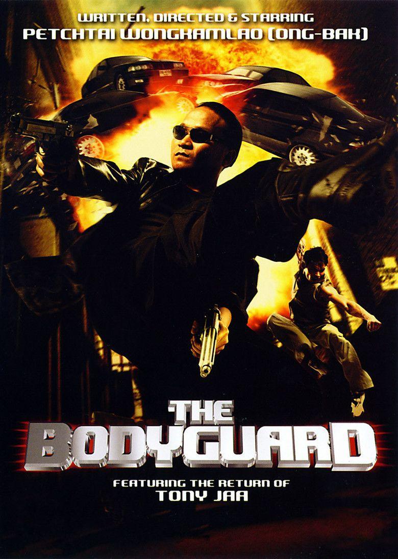 The Bodyguard (2004 film) movie poster