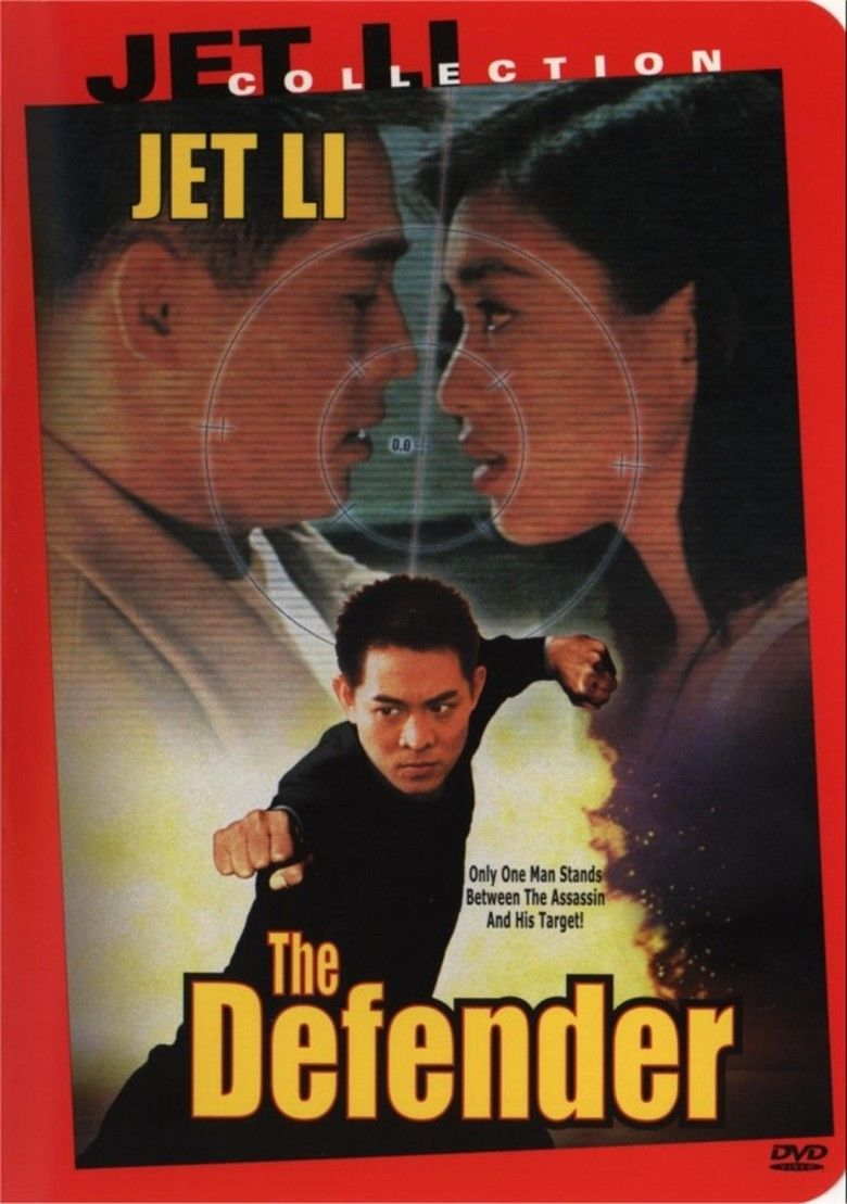 The Bodyguard from Beijing movie poster