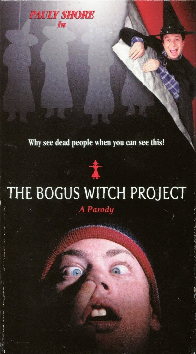 The Bogus Witch Project movie poster