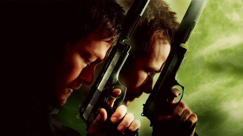 The Boondock Saints II: All Saints Day movie scenes